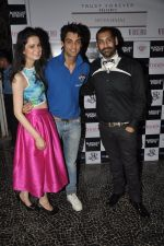 Karan Wahi at Nitya Bajaj fashion show in Villa 69, Mumbai on 18th April 2014 (84)_535348081c59d.JPG