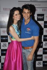 Karan Wahi at Nitya Bajaj fashion show in Villa 69, Mumbai on 18th April 2014 (85)_53534810c76e4.JPG
