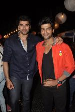 Kushal Tandon at Nitya Bajaj fashion show in Villa 69, Mumbai on 18th April 2014 (178)_535344ced54de.JPG