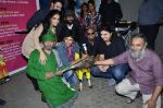Anshuman Jha, Janaki Vishwanathan at Yeh Hai Bakrapur music promotion in Blue Frog, Mumbai on 21st April 2014 (89)_5356122690689.JPG