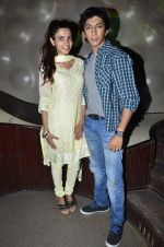 Anshuman Jha, Yoshika Verma at Yeah Hain Bakrapur music promotion in Blue Frog, Mumbai on 21st April 2014 (98)_535610a3bcdef.JPG