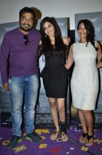 Anurag, Pooja Chopra, Nisha Pahuja at the First look launch of Anurag Kashyaps Award Winning Documentary The World Before Her in Juhu, Mumbai on 22nd April 2014 (58)_5357481164fb8.JPG