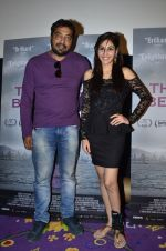 Pooja Chopra, Anurag Kashyap at the First look launch of Anurag Kashyaps Award Winning Documentary The World Before Her in Juhu, Mumbai on 22nd April 2014 (57)_53574ee21cc1e.JPG