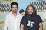 Amole Gupte, Saqib Saleem at an Interview for Hawaa Hawaai in mumbai on 23rd April 2014 (14)_535879a7aa103.JPG