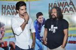 Amole Gupte, Saqib Saleem at an Interview for Hawaa Hawaai in mumbai on 23rd April 2014 (17)_535879b99fb81.JPG