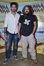 Amole Gupte, Saqib Saleem at an Interview for Hawaa Hawaai in mumbai on 23rd April 2014 (22)_535879c5302f9.JPG