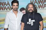Amole Gupte, Saqib Saleem at an Interview for Hawaa Hawaai in mumbai on 23rd April 2014 (24)_535879cbb3947.JPG