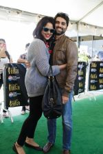 Sameera Reddy arrives at Tampa International Airpot on 25th April 2014 for IIFA (5)_535c06cf20963.jpg