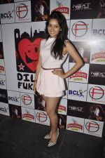 Asha Negi at Success Party of Team BCL team Dilli Fukrey in Mumbai on 27th April 2014 (23)_535e3d95d7ada.JPG