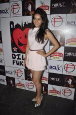 Asha Negi at Success Party of Team BCL team Dilli Fukrey in Mumbai on 27th April 2014 (24)_535e3d99b31da.JPG