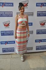 Madalasa Sharma at Waterkingdom to celebrate its 16th Anniversary and promote Samrat & Co. in Mumbai on 27th April 2014 (22)_535e0131c3b25.JPG
