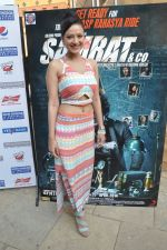 Madalasa Sharma at Waterkingdom to celebrate its 16th Anniversary and promote Samrat & Co. in Mumbai on 27th April 2014 (28)_535e0148f3851.JPG