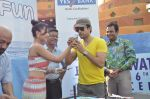 Rajeev Khandelwal and Madalasa Sharma at Waterkingdom to celebrate its 16th Anniversary and promote Samrat & Co. in Mumbai on 27th April 2014 (75)_535e016bd4df3.JPG