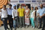 Rajeev Khandelwal and Madalasa Sharma at Waterkingdom to celebrate its 16th Anniversary and promote Samrat & Co. in Mumbai on 27th April 2014 (95)_535e0190303b6.JPG