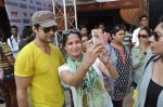 Rajeev Khandelwal at Waterkingdom to celebrate its 16th Anniversary and promote Samrat & Co. in Mumbai on 27th April 2014 (63)_535e026a612db.JPG