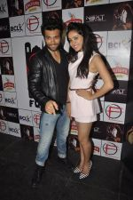 Rithvik Dhanjani, Asha Negi at Success Party of Team BCL team Dilli Fukrey in Mumbai on 27th April 2014 (27)_535e3d9d8d492.JPG