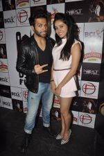 Rithvik Dhanjani, Asha Negi at Success Party of Team BCL team Dilli Fukrey in Mumbai on 27th April 2014 (30)_535e3da14f892.JPG