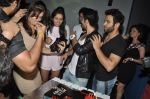 Rithvik Dhanjani, Asha Negi, Kishwar Merchant at Success Party of Team BCL team Dilli Fukrey in Mumbai on 27th April 2014 (42)_535e3da4ebb47.JPG