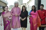 Shivkumar Sharma, Kavita Krishnamurthy, Richa Sharma pays tribute to Sri Sathya Sai Baba in Mumbai on 27th April 2014 (27)_535e0bd437952.JPG