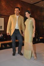 Shoaib Akhtar, Amy Billimoria at the launch of Signature Collection of Earth 21 in Kurla Phoenix on 26th April 2014 (96)_535df2c385952.JPG