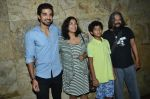 Amole Gupte, Saqib Saleem, Deepa Bhatia, Partho Gupte at the Special Screening of Hawaa Hawaai in Lightbox, Mumbai on 29th April 2014 (48)_5360d931225b6.JPG