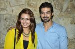 Huma Qureshi, Saqib Saleem at the Special Screening of Hawaa Hawaai in Lightbox, Mumbai on 29th April 2014 (43)_5360d9ac0cdb4.JPG