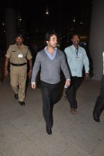 Narayan Rane snapped with family at airport in Mumbai on 30th April 2014 (12)_5362542778275.JPG