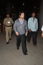 Narayan Rane snapped with family at airport in Mumbai on 30th April 2014 (13)_5362542ee811e.JPG