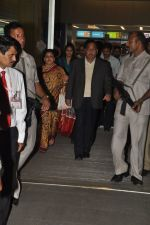 Narayan Rane snapped with family at airport in Mumbai on 30th April 2014 (6)_536253fce5dc0.JPG