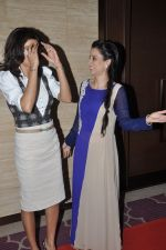 Sushmita Sen, Rouble Nagi co-host Power Luncheon for women in Mumbai on 30th April 2014 (15)_53626572e9d80.JPG