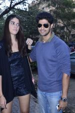 Tanuj Virwani, Izabelle Leite at the Interview for the film Purani Jeans in Mumbai on 30th April 2014 (25)_5362579159dc3.JPG