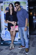 Tanuj Virwani, Izabelle Leite at the Interview for the film Purani Jeans in Mumbai on 30th April 2014 (26)_5362588f30a9b.JPG