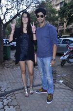 Tanuj Virwani, Izabelle Leite at the Interview for the film Purani Jeans in Mumbai on 30th April 2014 (21)_5362587abc2f6.JPG