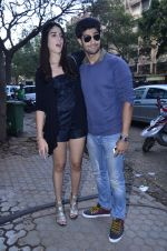 Tanuj Virwani, Izabelle Leite at the Interview for the film Purani Jeans in Mumbai on 30th April 2014 (23)_5362587fd198e.JPG