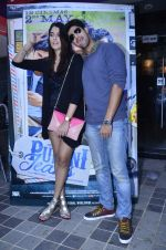 Tanuj Virwani, Izabelle Leite at the Interview for the film Purani Jeans in Mumbai on 30th April 2014 (27)_5362579743df0.JPG