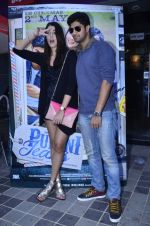 Tanuj Virwani, Izabelle Leite at the Interview for the film Purani Jeans in Mumbai on 30th April 2014 (28)_5362589731c08.JPG