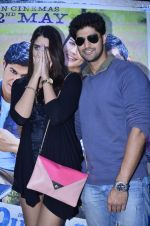 Tanuj Virwani, Izabelle Leite at the Interview for the film Purani Jeans in Mumbai on 30th April 2014 (29)_5362579e980c3.JPG