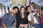 Tanuj Virwani, Izabelle Leite, Aditya Seal at the Interview for the film Purani Jeans in Mumbai on 30th April 2014 (34)_536258c756fec.JPG