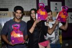 Tanuj Virwani, Izabelle Leite, Aditya Seal at the Interview for the film Purani Jeans in Mumbai on 30th April 2014 (58)_5362570691e97.JPG