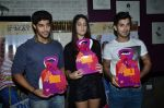 Tanuj Virwani, Izabelle Leite, Aditya Seal at the Interview for the film Purani Jeans in Mumbai on 30th April 2014 (60)_536257ca6c4c2.JPG