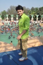 Gaurav Ghatnekar at Tujhi Majhi Lovestory promotion at Waterkingdom in Mumbai on 1st May 2014 (107)_5363511d458c0.JPG