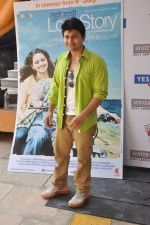 Gaurav Ghatnekar at Tujhi Majhi Lovestory promotion at Waterkingdom in Mumbai on 1st May 2014 (108)_5363513269e57.JPG