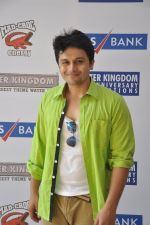 Gaurav Ghatnekar at Tujhi Majhi Lovestory promotion at Waterkingdom in Mumbai on 1st May 2014 (111)_5363513a5913a.JPG