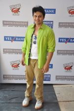 Gaurav Ghatnekar at Tujhi Majhi Lovestory promotion at Waterkingdom in Mumbai on 1st May 2014 (112)_5363513eea0ac.JPG