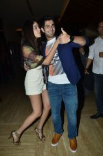 Izabelle Liete, Aditya Seal at the Special screening of Purani Jeans in Mumbai on 1st May 2014 (18)_5363557851aa5.JPG