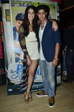 Izabelle Liete, Tanuj Virwani at the Special screening of Purani Jeans in Mumbai on 1st May 2014 (10)_53635646ddf2e.JPG