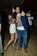 Izabelle Liete, Aditya Seal at the Special screening of Purani Jeans in Mumbai on 1st May 2014 (21)_5363557bd045e.JPG
