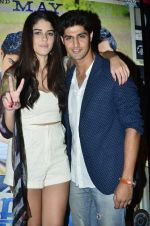 Izabelle Liete, Tanuj Virwani at the Special screening of Purani Jeans in Mumbai on 1st May 2014 (13)_536358dd3d332.JPG