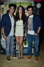 Izabelle Liete, Tanuj Virwani, Aditya Seal at the Special screening of Purani Jeans in Mumbai on 1st May 2014 (32)_53635656b10e8.JPG