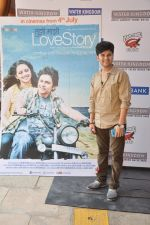 Sanket More at Tujhi Majhi Lovestory promotion at Waterkingdom in Mumbai on 1st May 2014 (91)_536351dbe7453.JPG